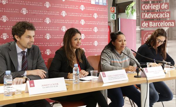 ICAB mujeres en El Salvador