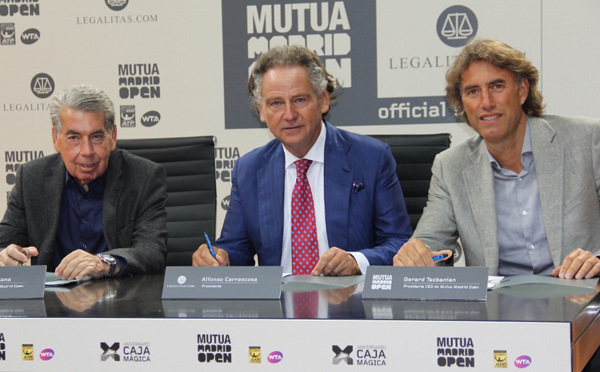 Legalitas Madrid Open