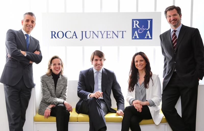 Raúl Salas nuevo socio de Fiscal de Roca Junyent en Madrid