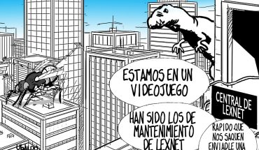 Ubaldo lexnet videojuego