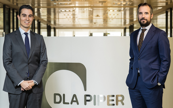 Juan Gelabert y Ricardo Plasencia, nuevos socios de DLA Piper