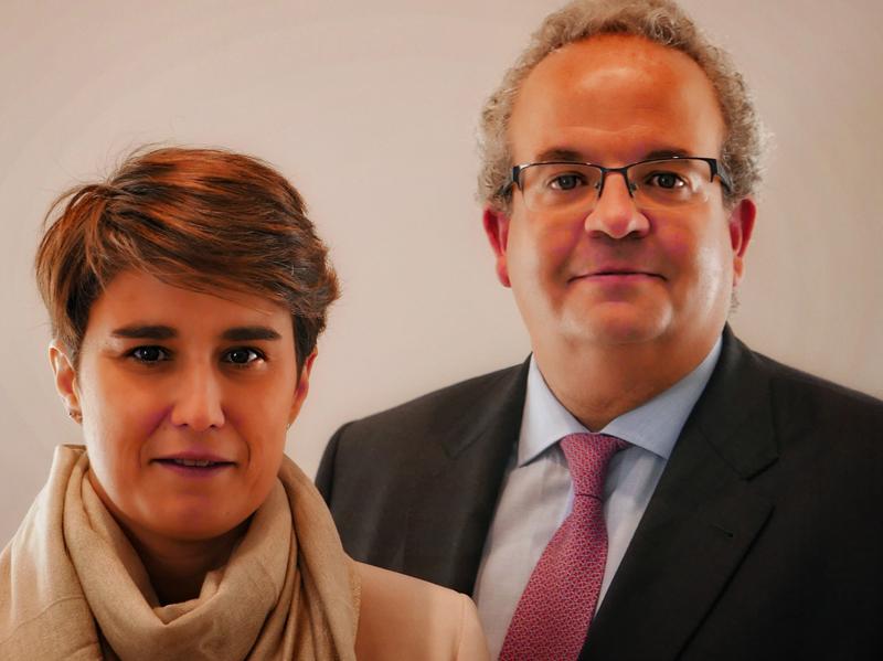 KWM Candela Escribano y José Antonio Calleja