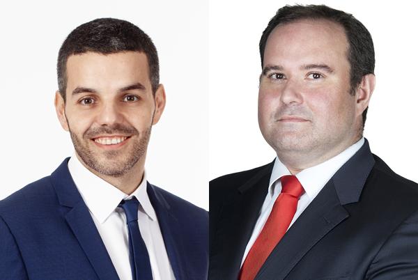 Xavier Costa y Roberto Vallina Roca Junyent