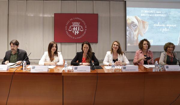 V Congreso de los Derechos de los Animales del ICAB