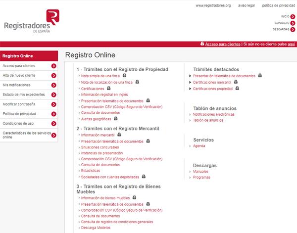 registro libros contables