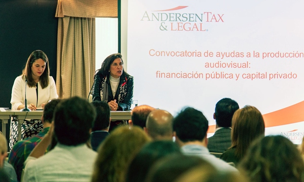 Andersen Tax & Legal audiovisuales