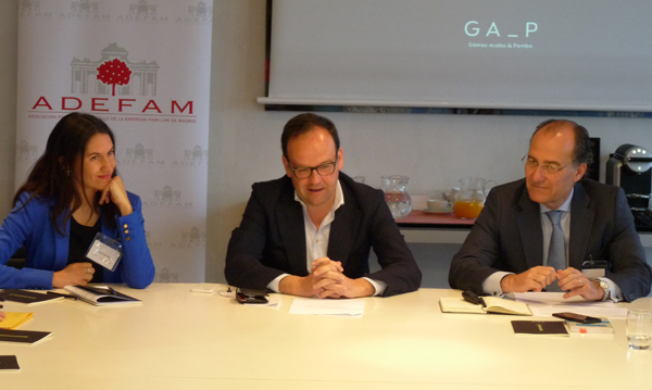Gómez-Acebo & Pombo y ADEFAM