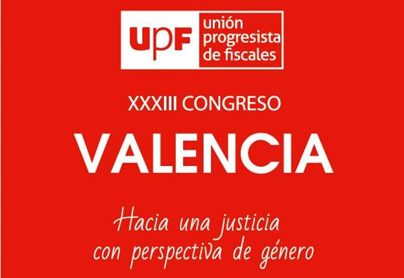 Unión Progresista de Fiscales Valencia