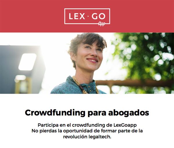 crowdfunding lexgoapp