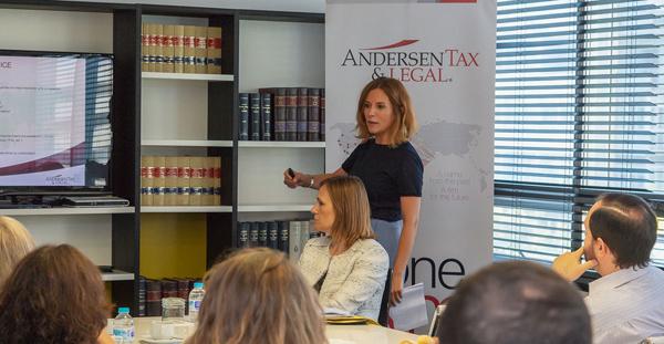 Andersen Tax & Legal inspección tributaria