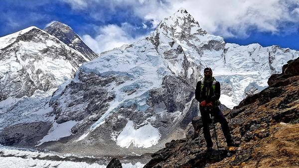 Everest Javier Oliver