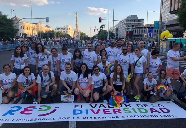 Hogan Lovells REDI Orgullo 2018