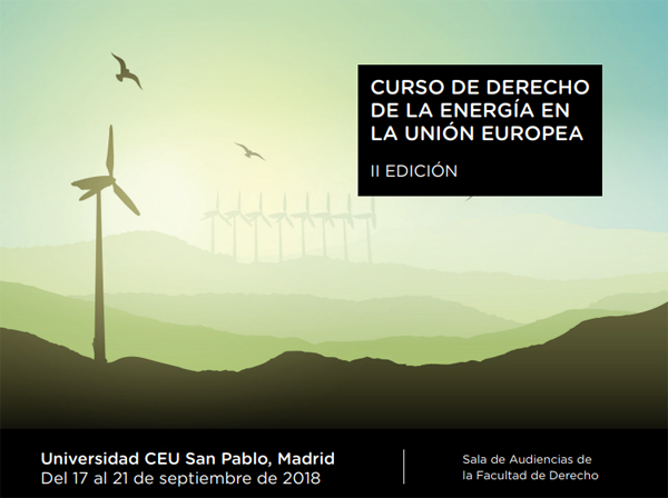 Derecho de la Energía en la Unión Europea, a debate en la Universidad CEU San Pablo