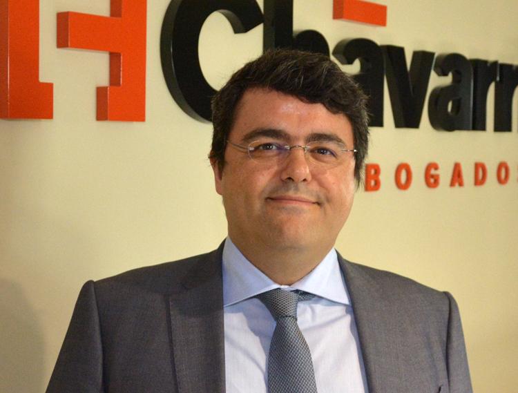 Celso Cañizares, socio director del Área Fiscal de Chávarri Abogados