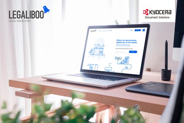 Legaliboo y KYOCERA impulsan la automatización de contratos para despachos profesionales