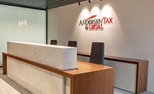 Andersen Tax & Legal ha estrenado su nueva sede de Madrid