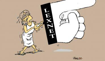 Ubaldo interpreta LexNet