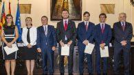 Los nuevos notarios valencianos toman posesión