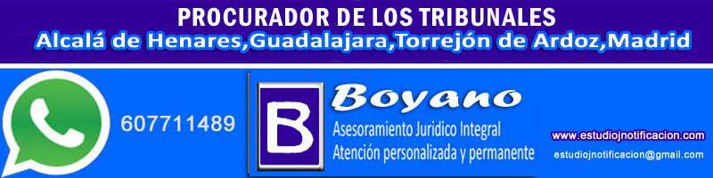 Procurador Boyano