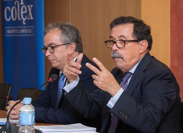 """José Manuel López y García de la Serrana: """"Hay que controlar a las grandes empresas proveedoras de Internet en materia de protección de datos"""""""