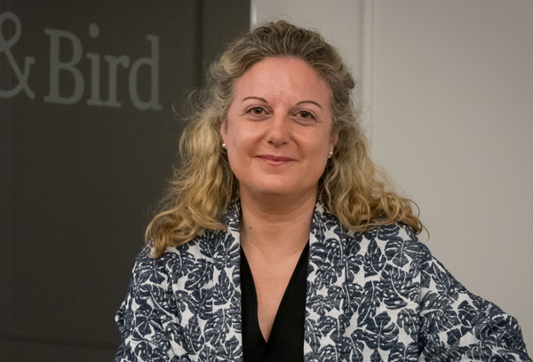 Coral Yáñez, Co-Head de Bird & Bird en Madrid