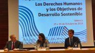 La Vicepresidenta de la Generalitat clausura el II Congreso Internacional de DDHH de la Fundación Mainel