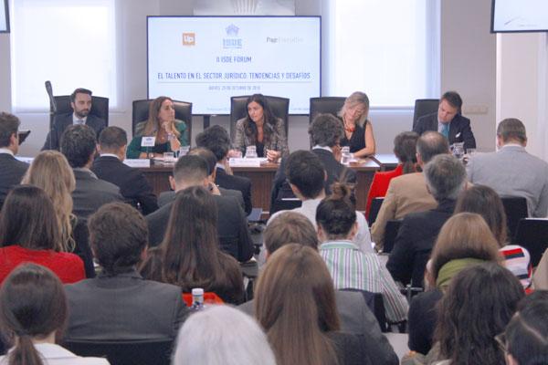 """II ISDE Fórum """"El talento en el sector jurídico: tendencias y desafíos"""""""