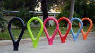 bloqueo de bicicletas Loclock, propiedad de Durbanis y diseñado por Alex Fernández Camps