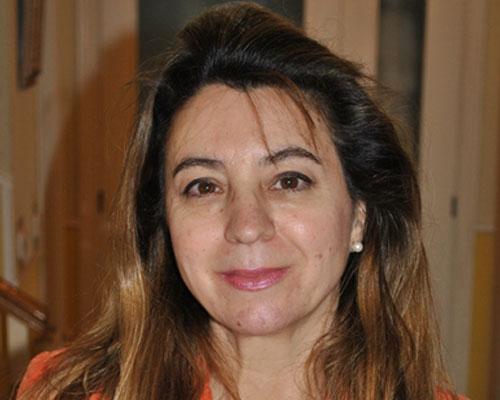 María de los Reyes Rueda Serrano, Abogada Urbanista y Secretaria General de la Asociación Española de Abogados Urbanistas