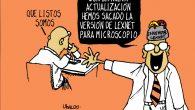 Ubaldo LexNet para microscopio