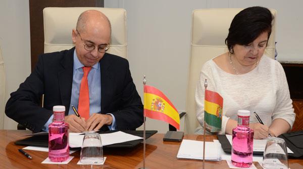 Pedro Galindo y Teresa Morales