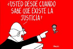 Ubaldo lo que es justicia