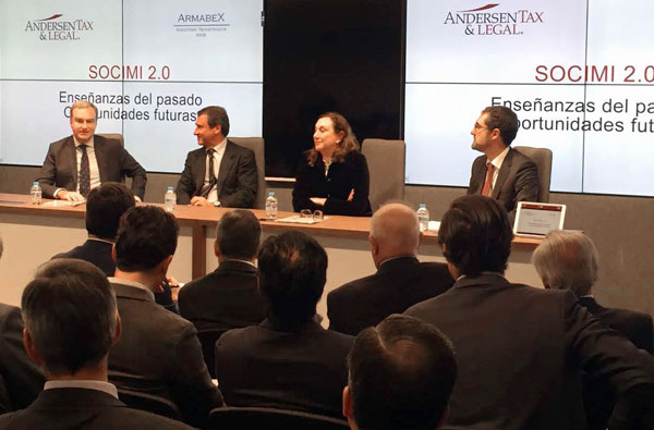 Jornada de Andersen Tax & Legal y Armabex