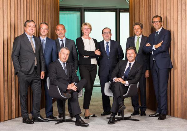 Nuevo Comité de Dirección de EY