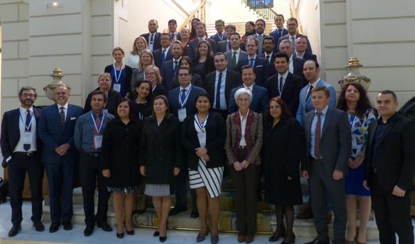 Reunión de fiscales antidroga de Iberoamérica y Europa para mejorar la cooperación internacional