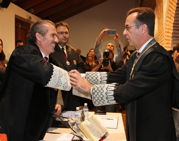 Francisco Javier Lara z Ángel José Sánchez
