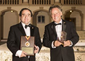 Legálitas y Juan José Hidalgo premiados por la Cámara de Comercio España-EEUU de Miami