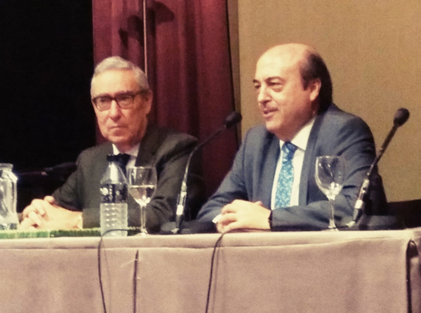charla-coloquio con José Antonio Seijas
