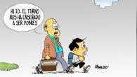 Ubaldo Turno de pobres