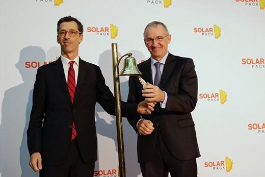 Latham & Watkins asesora a Solarpack