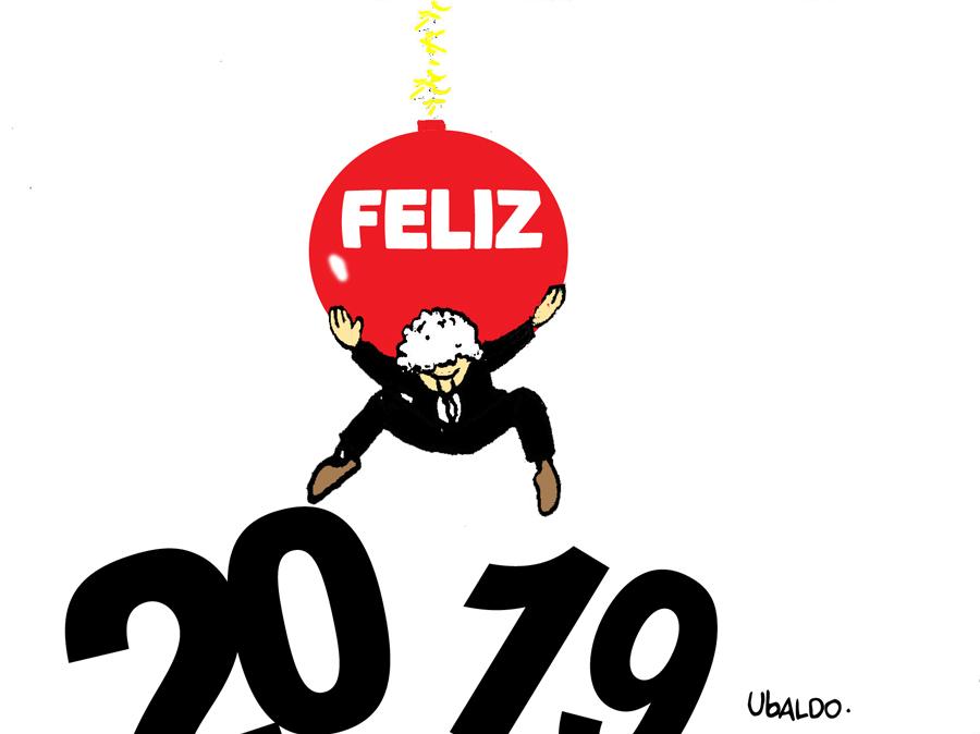 Ubaldo - Feliz 2019