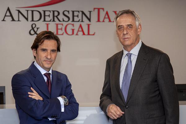 Andrés Zapata y  Jaime Olleros