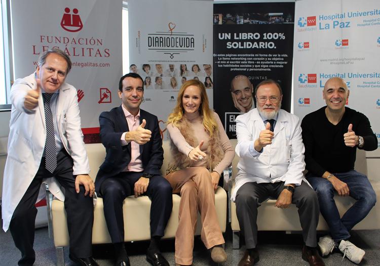 Fundación Legálitas suma esfuerzos frente al cáncer