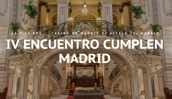 IV Encuentro Cumplen