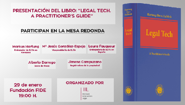 Legal Tech. A Practitioner's Guide