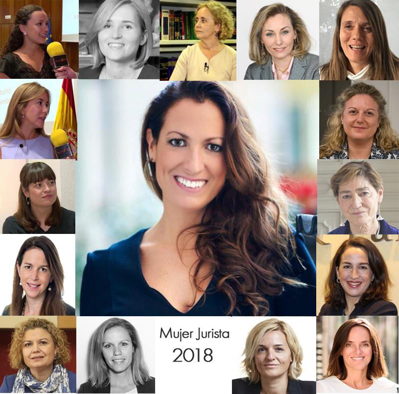 Mujeres Juristas 2018