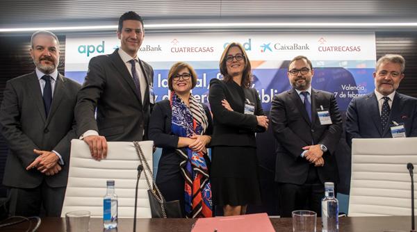 Cuatrecasas,  CaixaBank y APD abordan las novedades fiscales, mercantiles, de derecho público y laborales