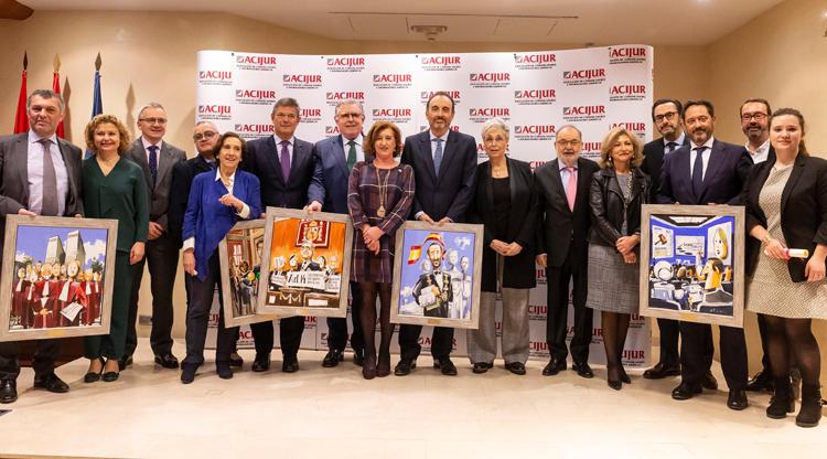 Premios Puñetas ACIJUR 2019