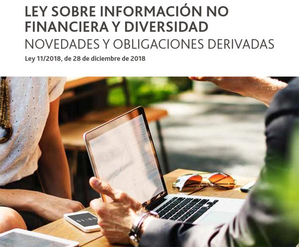 BDO LEY SOBRE INFORMACIÓN NO FINANCIERA Y DIVERSIDAD