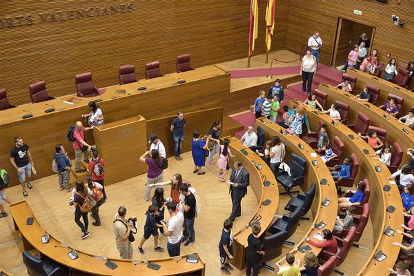 Les Corts Valencianes